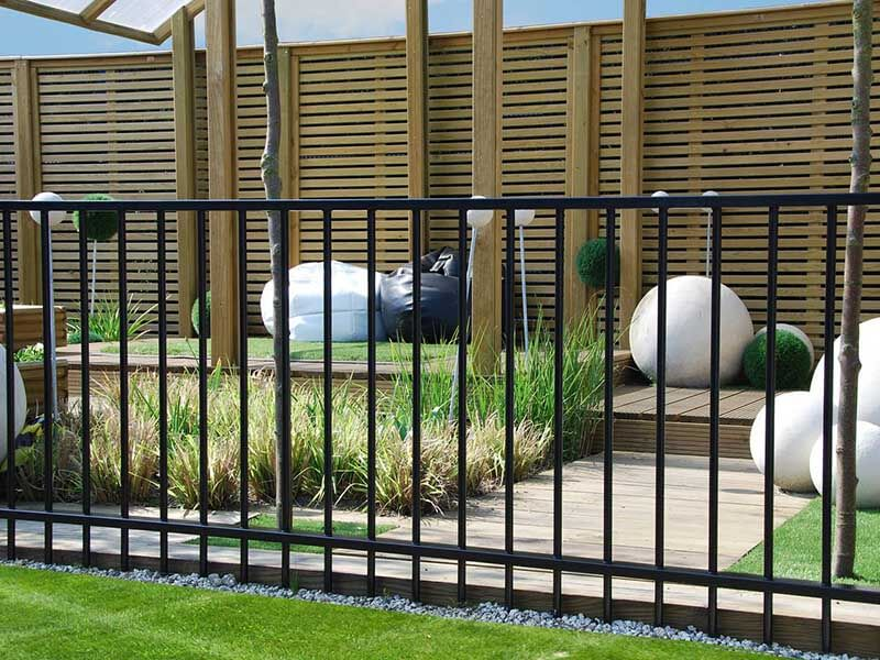Sentry Residential Railing Panels