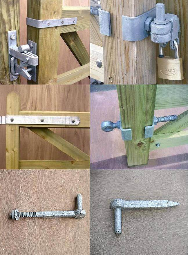 Gate Fitting Code -  TRHSSLNPAC