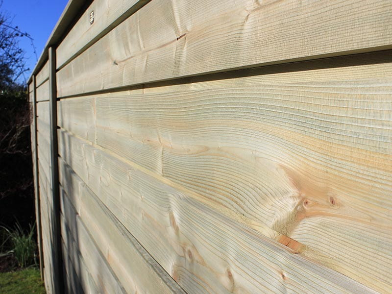 shadowline privacy fence panel