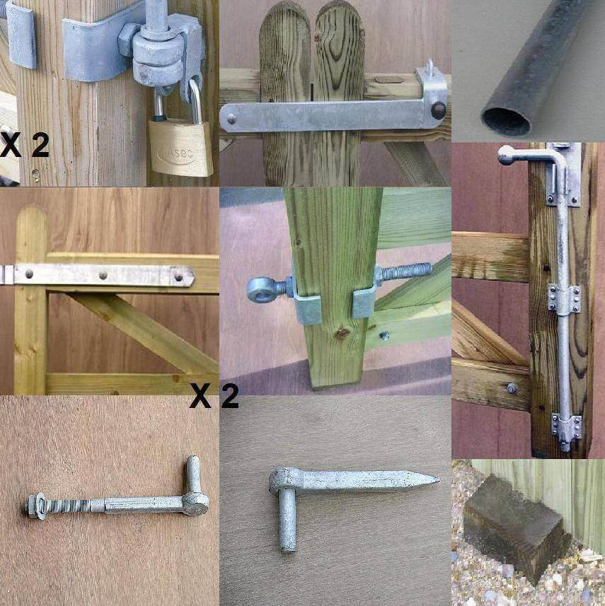 Gate Fitting Code - TRHSDLNP