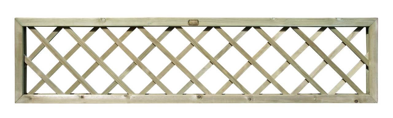 Diamond Trellis Topper